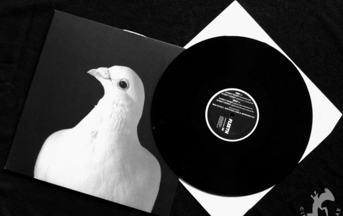White Pigeon on Fleeth Record Album