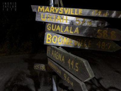 Fort Bragg Signage