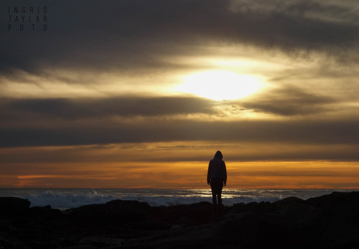 Pacific Silhouette at San Pedro