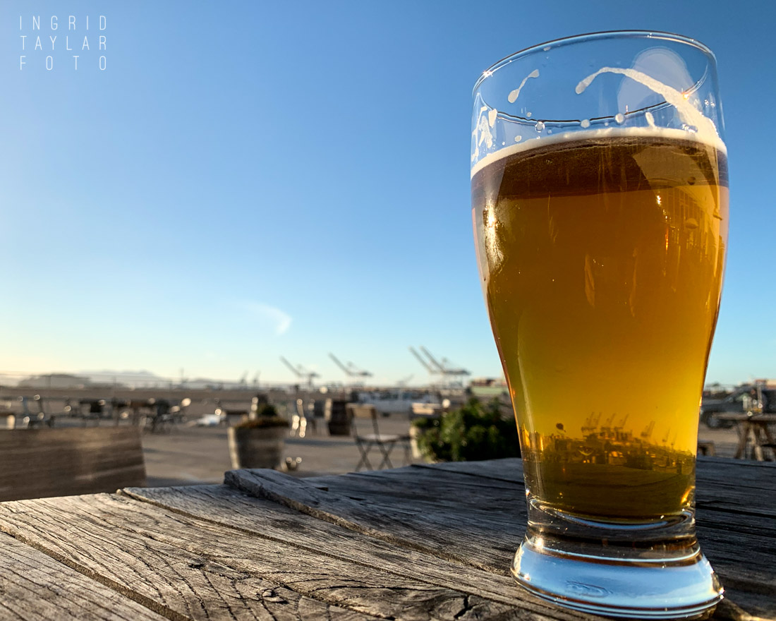 Port of Oakland in a Glass - Faction Brewing