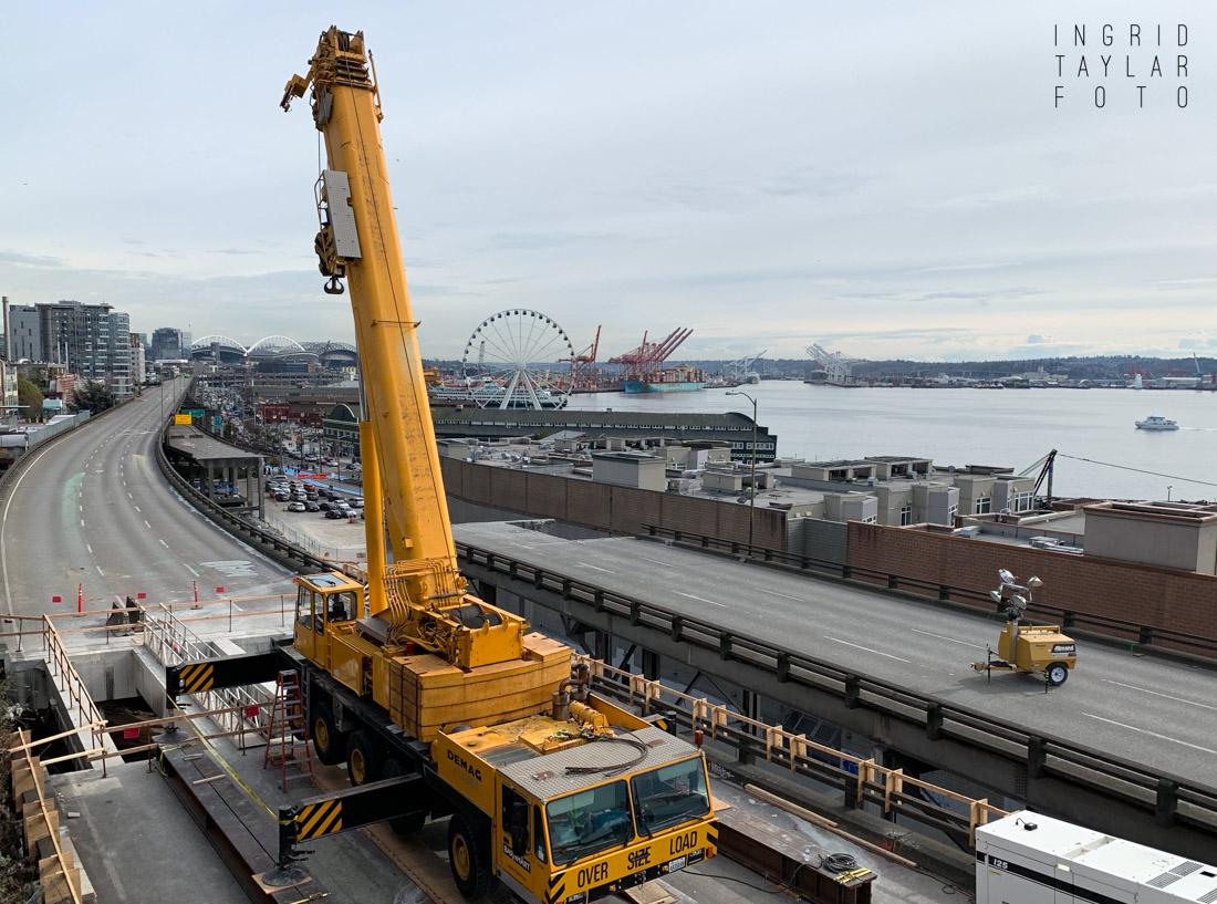 Seattle Viaduct Demolition