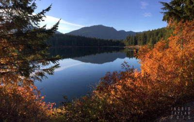Whistler BC in the Fall