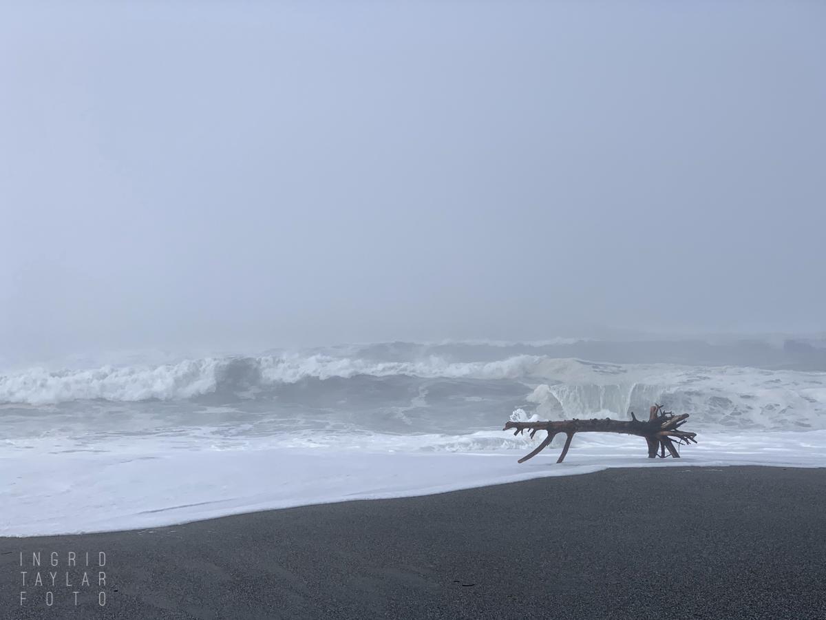 Winter Swells on the North Coast