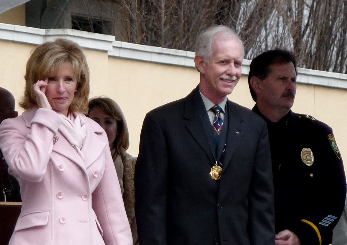 Welcome Home Sully Sullenberger Celebration