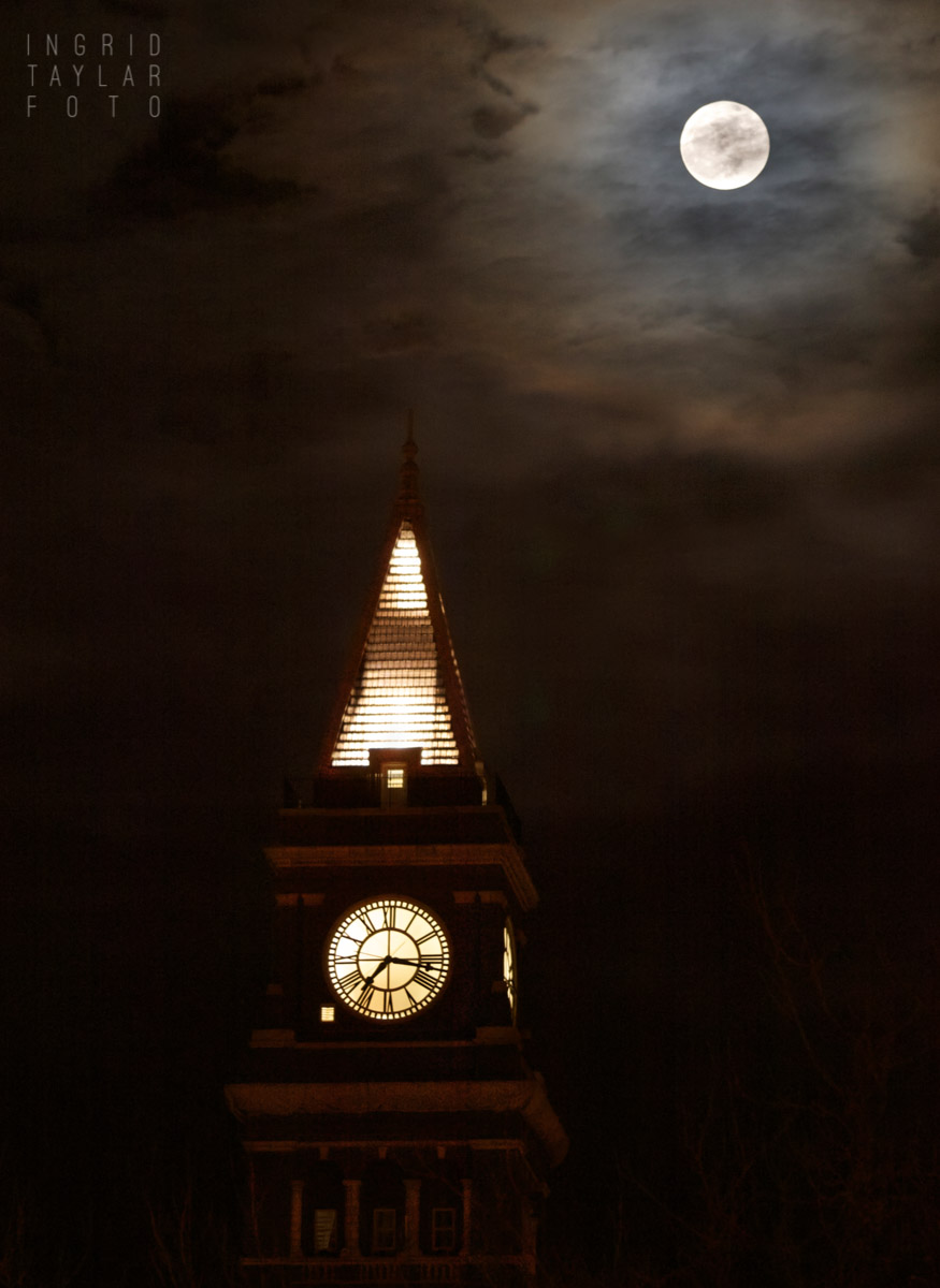 King Street Station Moon